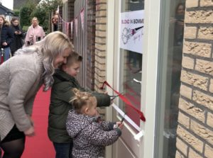 Opening Blond in Bommel